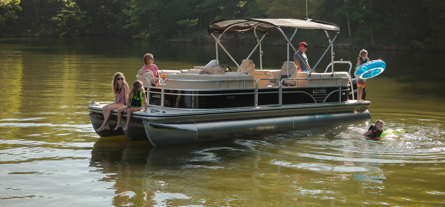 Boat Rentals at Lake of the Ozarks : The Getaway