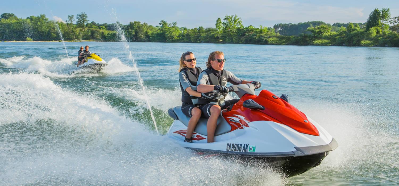 Jet Ski Rentals Lake of the Ozarks : The Getaway